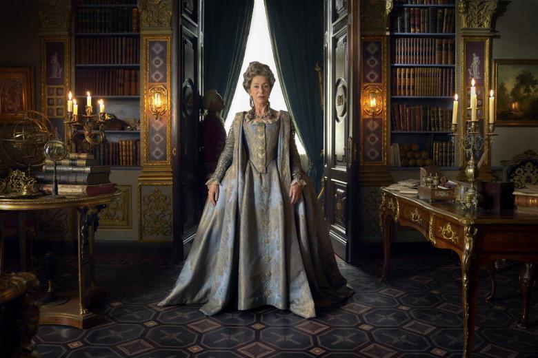Caterina la Grande: Helen Mirren nella prima immagine ufficiale