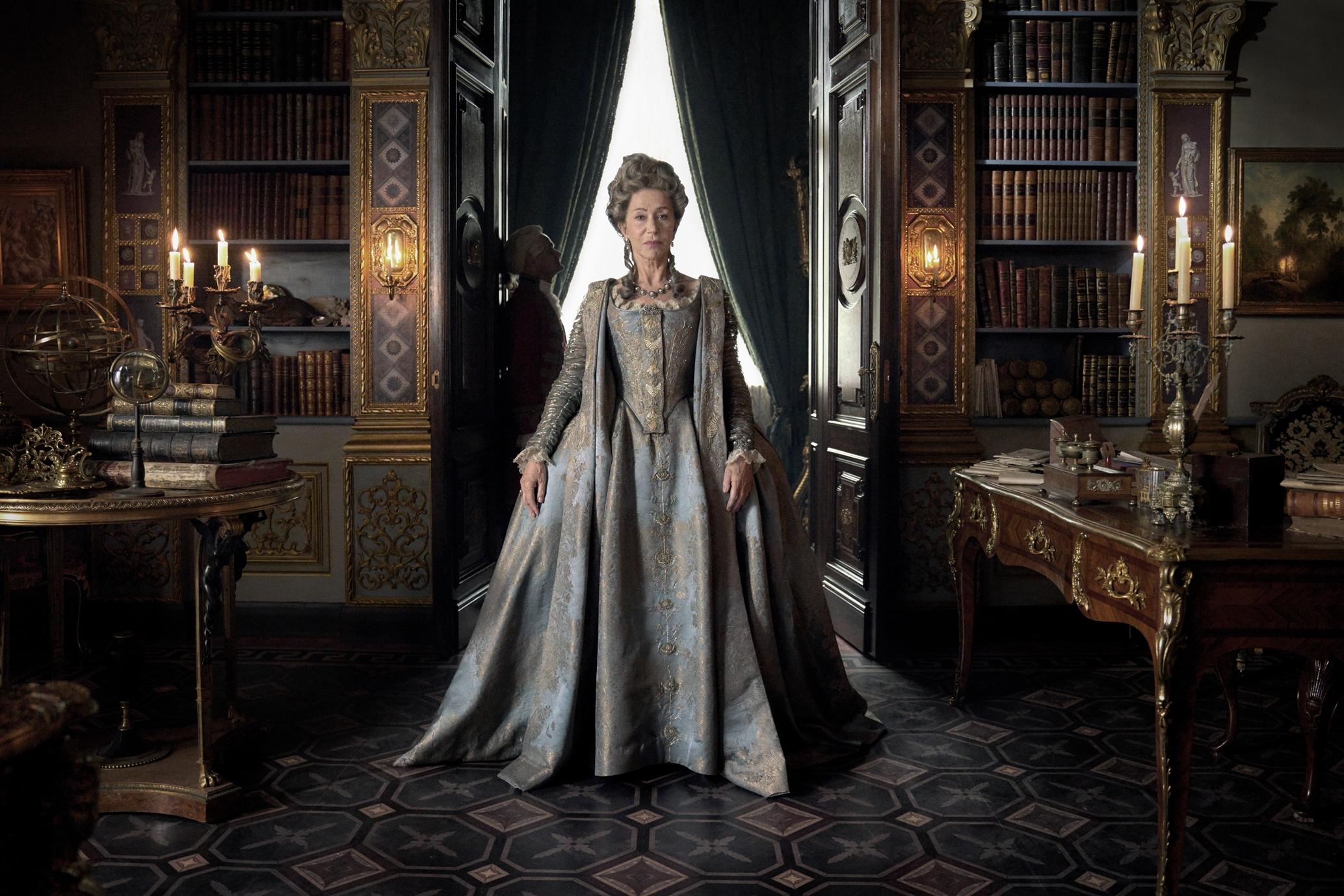 Caterina la Grande: una prima immagine della serie