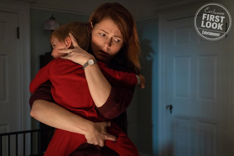 Pet Sematary: Amy Seimetz in una foto del film