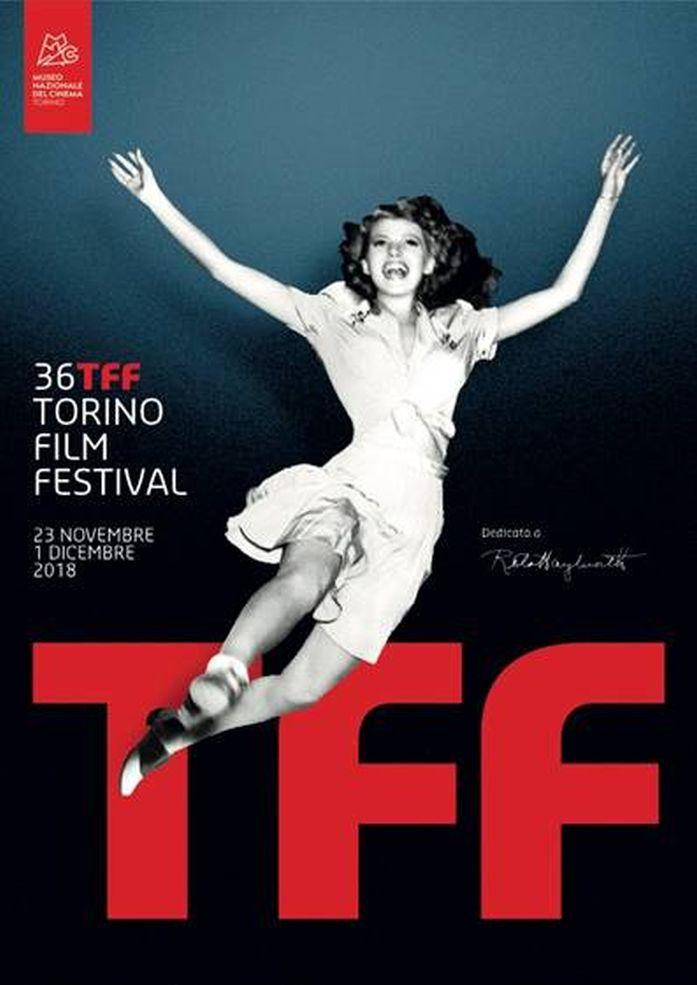 Torino 2018: Rita Hayworth nel poster ufficiale