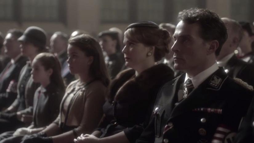 The Man in the High Castle: un'immagine della terza stagione
