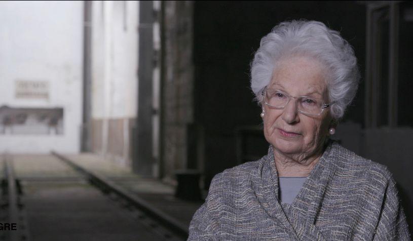 1938 - Diversi: Liliana Segre nel documentario