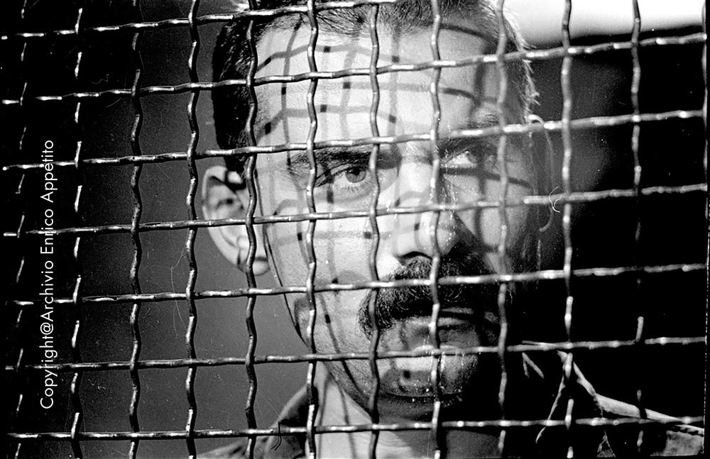 La morte legale: un'immagine tratta dal documentario di Giulietti e Barbieri