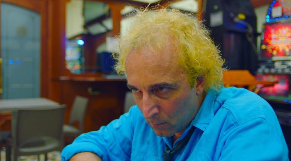 Achille Tarallo: Tony Tammaro in una scena del film