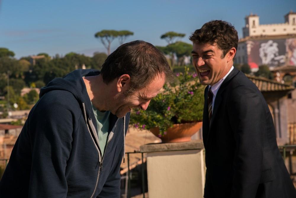 Euforia: Valerio Mastandrea e Riccardo Scamarcio in un'immagine tratta dal film