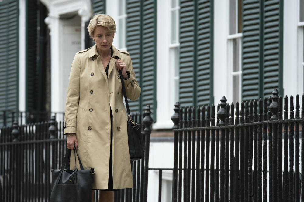 Il verdetto: Emma Thompson in un momento del film
