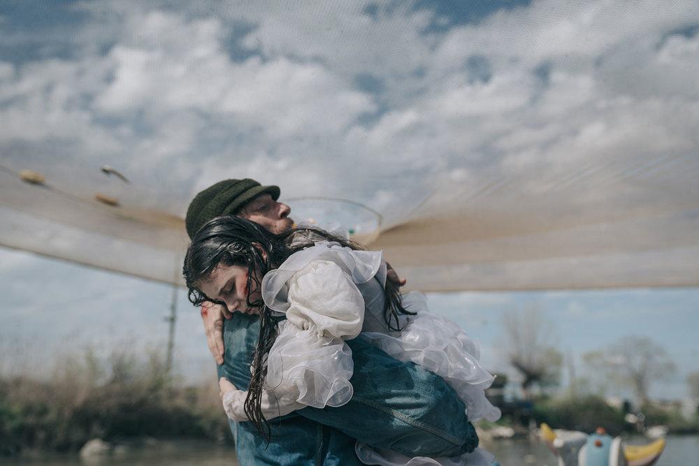 Il vizio della speranza: una scena del film