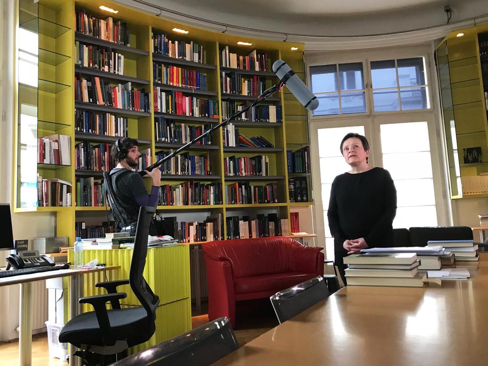 Klimt & Schiele - Eros e psiche: un'immagine del documentario