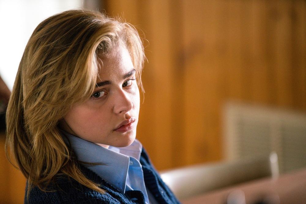 La diseducazione di Cameron Post: Chloe Grace Moretz in una scena del film