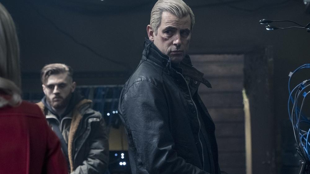 Millennium - Quello che non uccide: Claes Bang in una scena del film