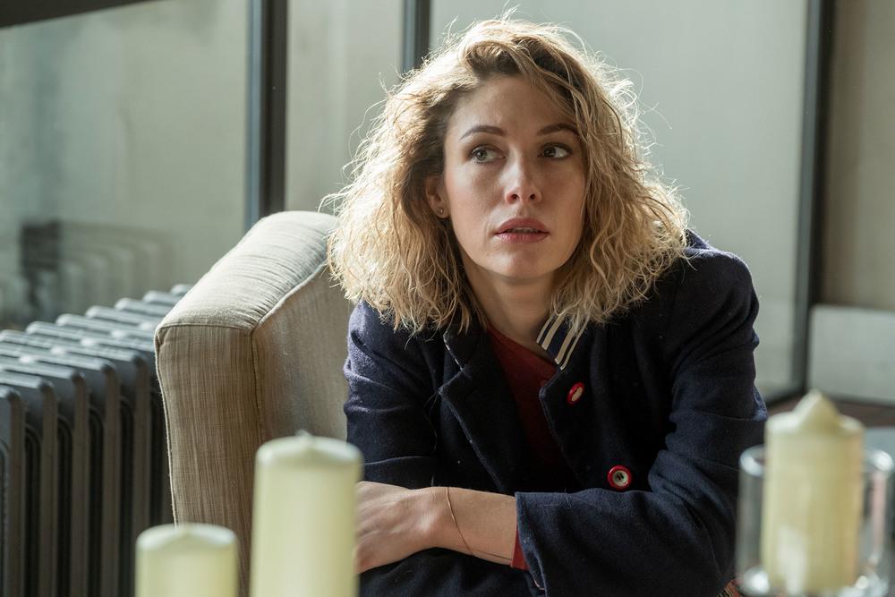 Nessuno come noi: Sarah Felberbaum in un momento del film