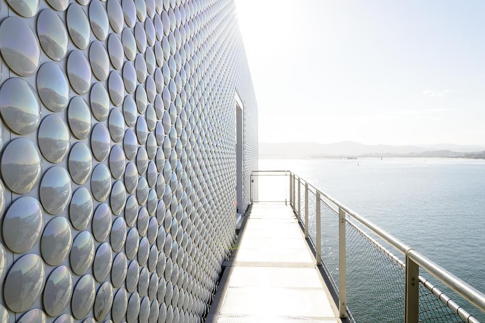 Renzo Piano - L'architetto della luce: un'immagine del documentario