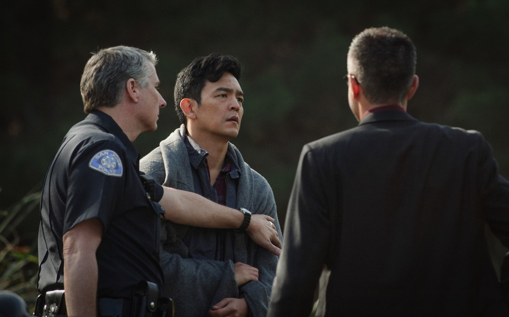 Searching: John Cho in un'immagine del film