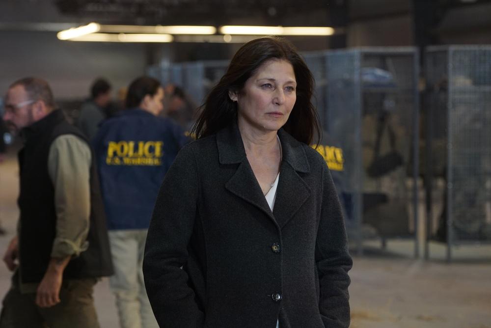 Soldado: Catherine Keener in un momento del film