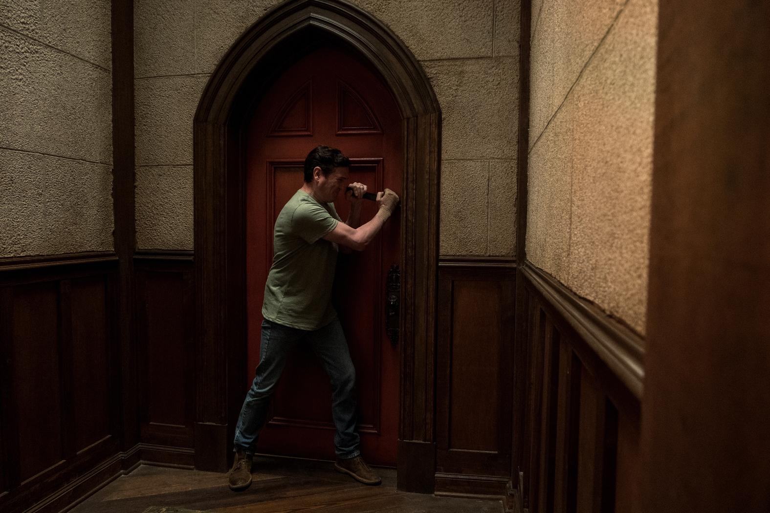 The Haunting of Hill House: una scena della serie targata Netflix