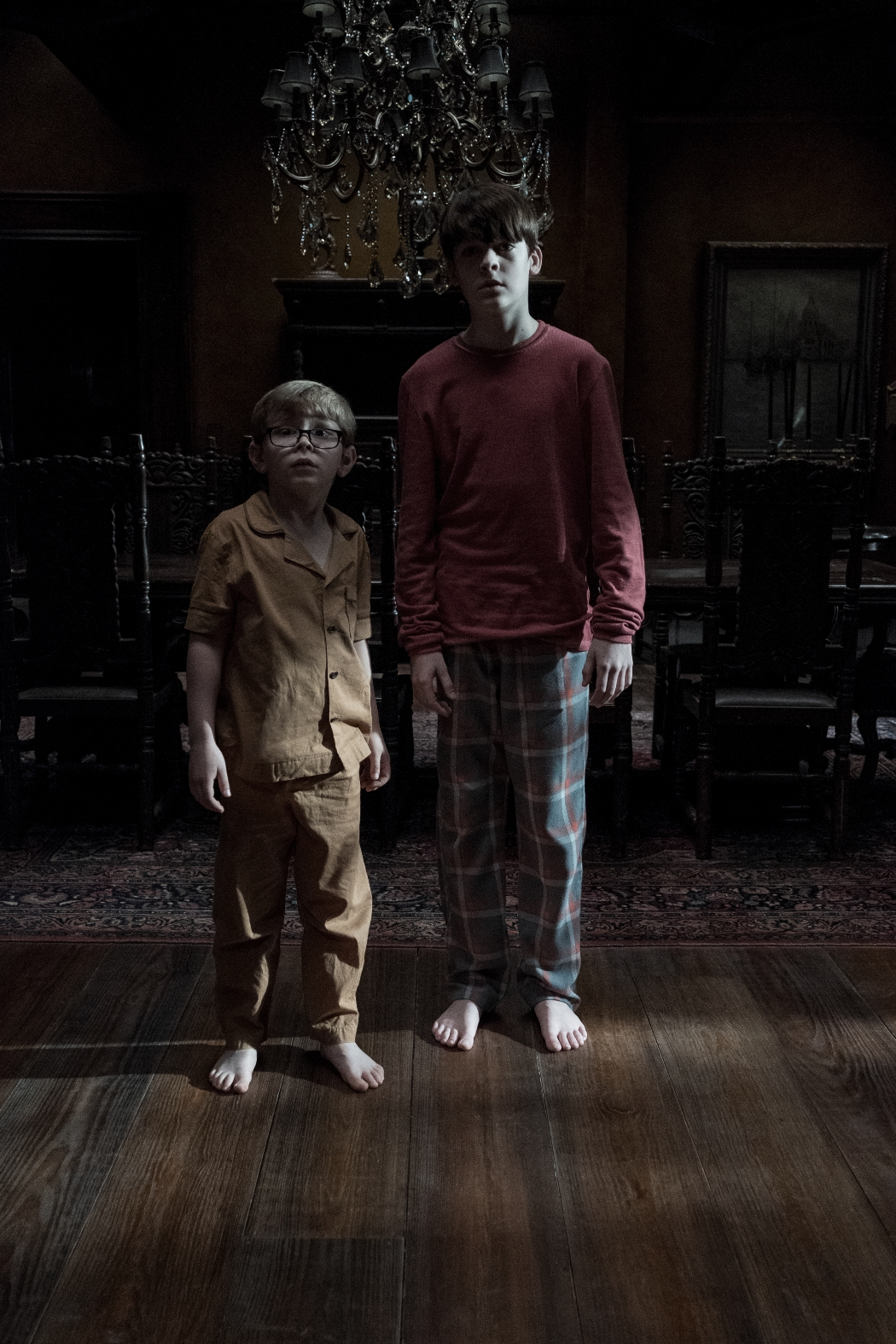 The Haunting of Hill House: Julian Hilliard in un momento della serie