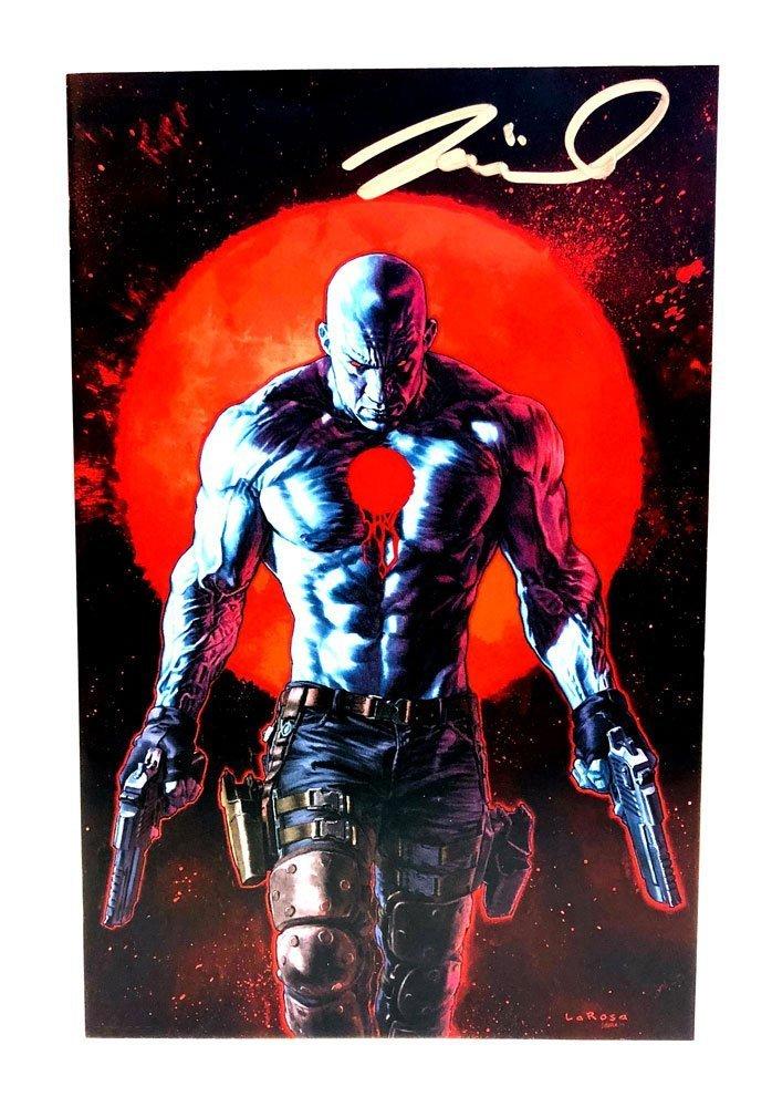 Bloodshot: Vin Diesel in un concet art