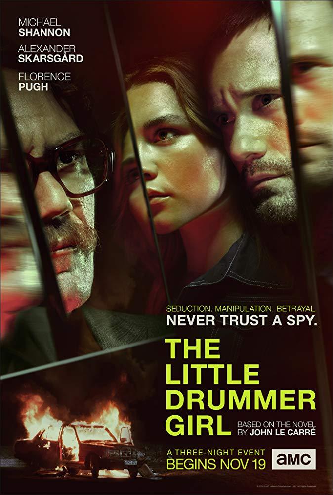 Locandina di The Little Drummer Girl