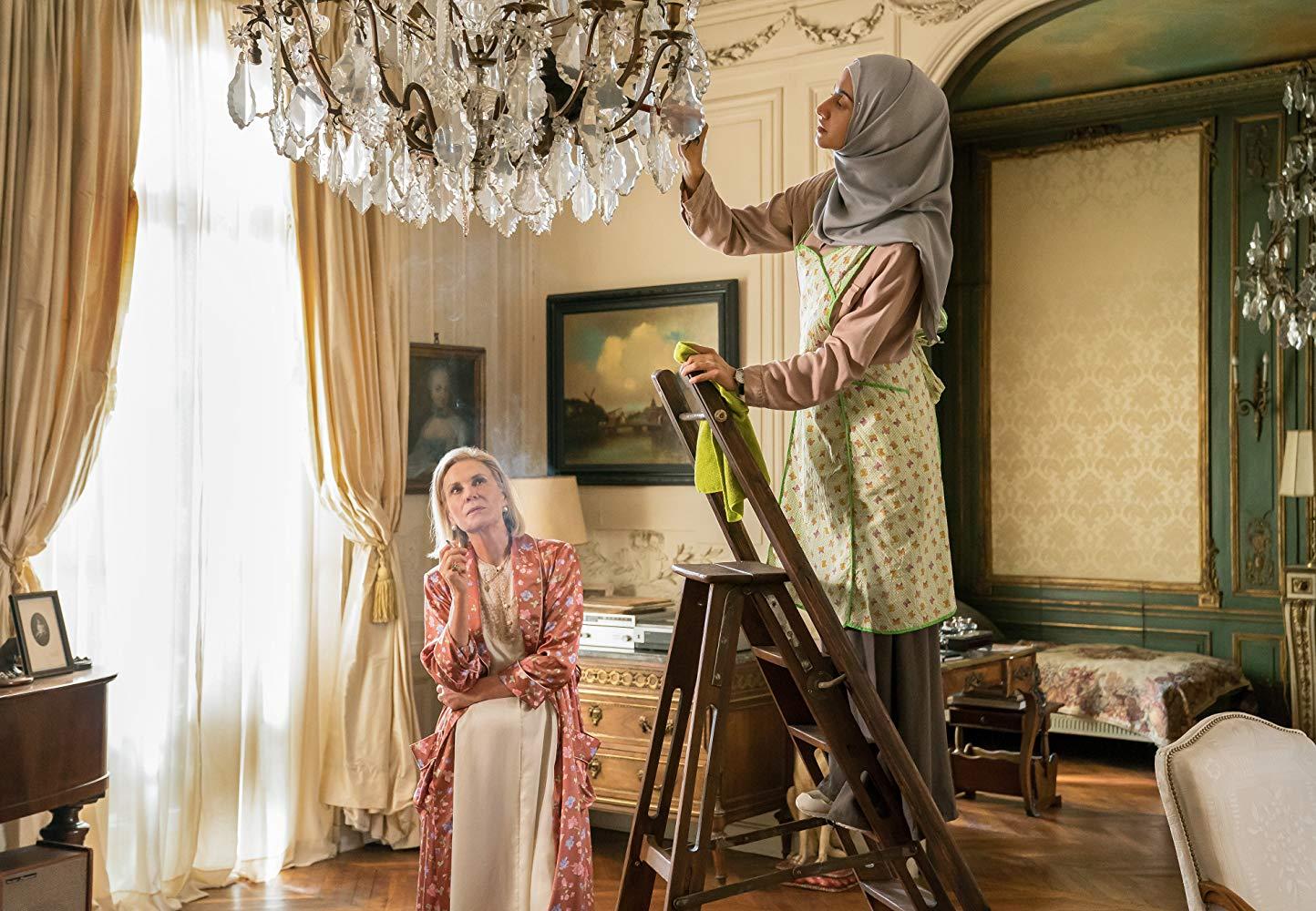 The Romanoffs: Marthe Keller in una scena