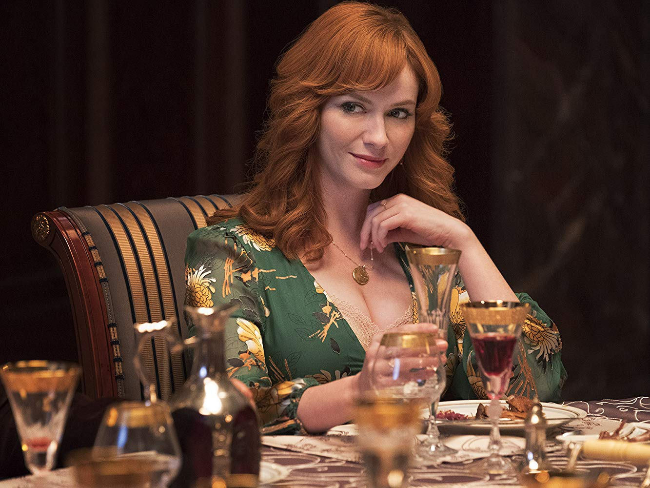 The Romanoffs: Christina Hendricks nell'episodio House of Special Purpose