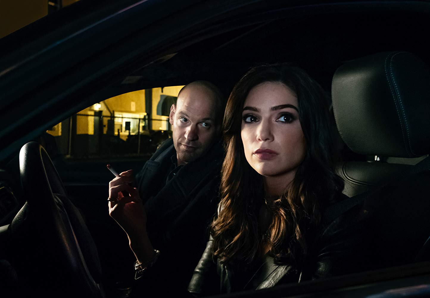 The Romanoffs: Corey Stoll, Janet Montgomery nell'episodio The Royal We