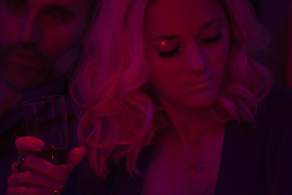 Angel Face: Marion Cotillard in un momento del film