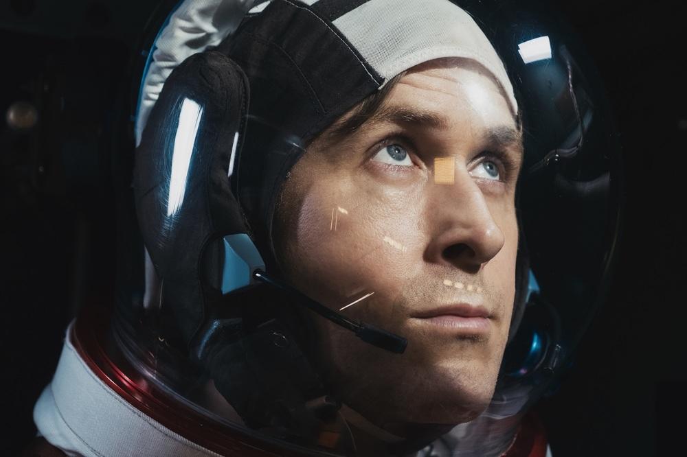 First Man - Il primo uomo: un primo piano di Ryan Gosling