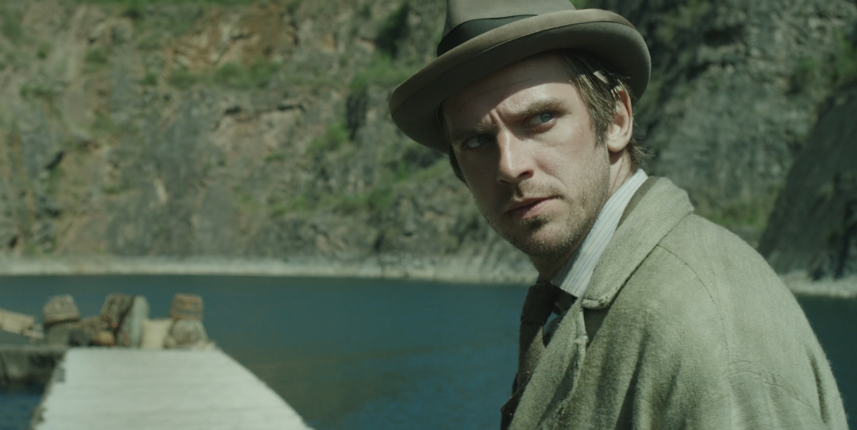 Apostolo: Dan Stevens in una scena del film Netflix