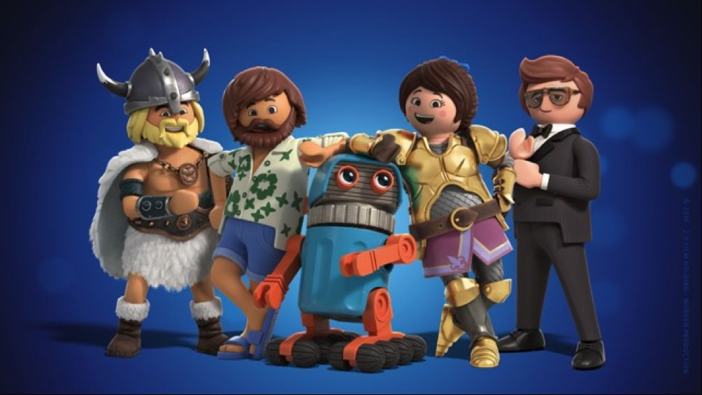 Playmobil: The Movie, la prima foto ufficiale