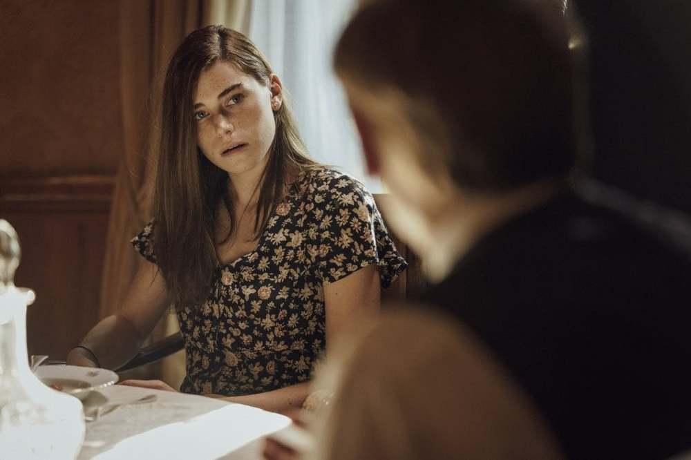 Notti magiche: Irene Vetere in una scena del film
