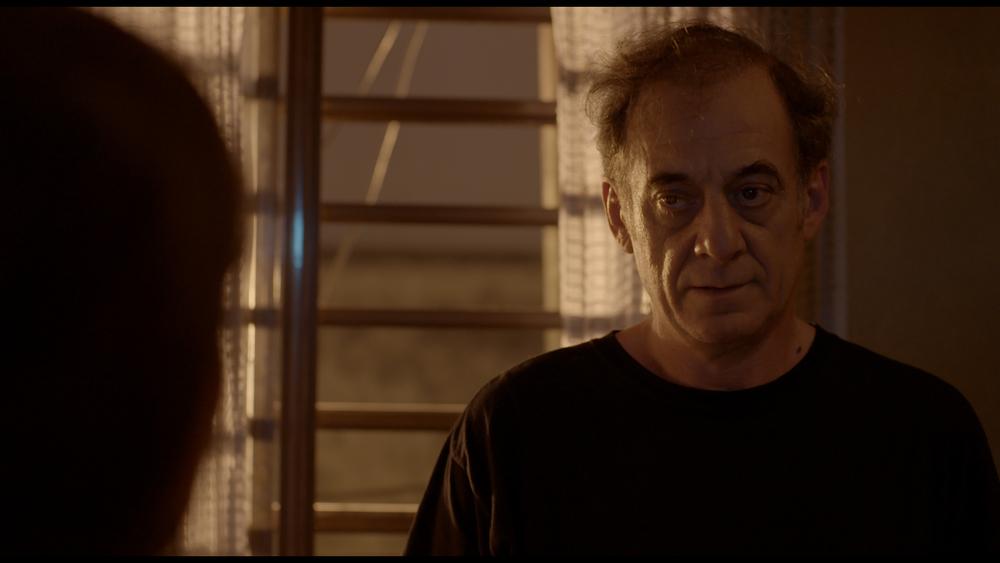 White Blood: Alejandro Awada in una scena del film