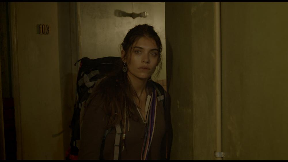 White Blood: Eva De Dominici in una scena del film
