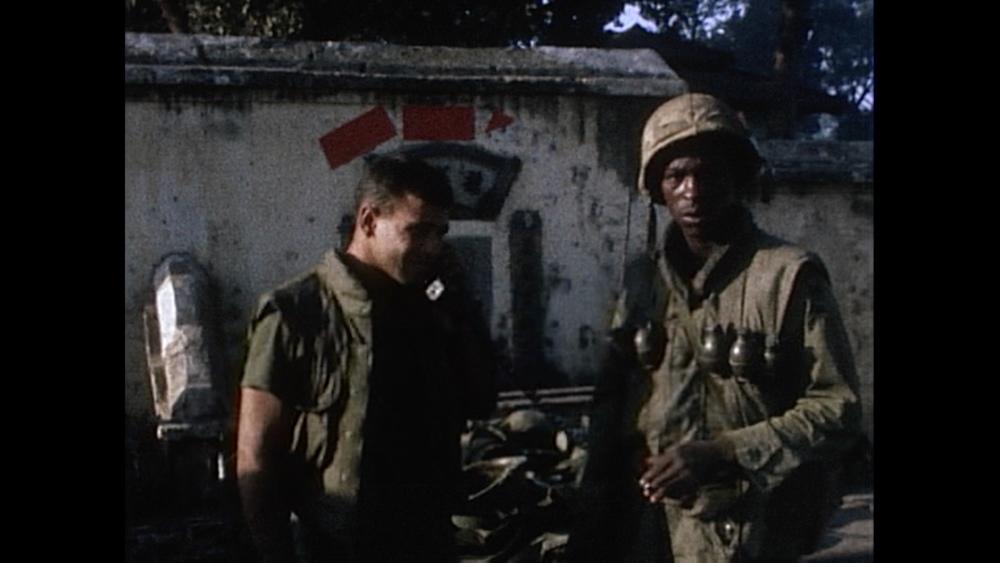 Arrivederci Saigon: un'immagine del documentario di Wilma Labate