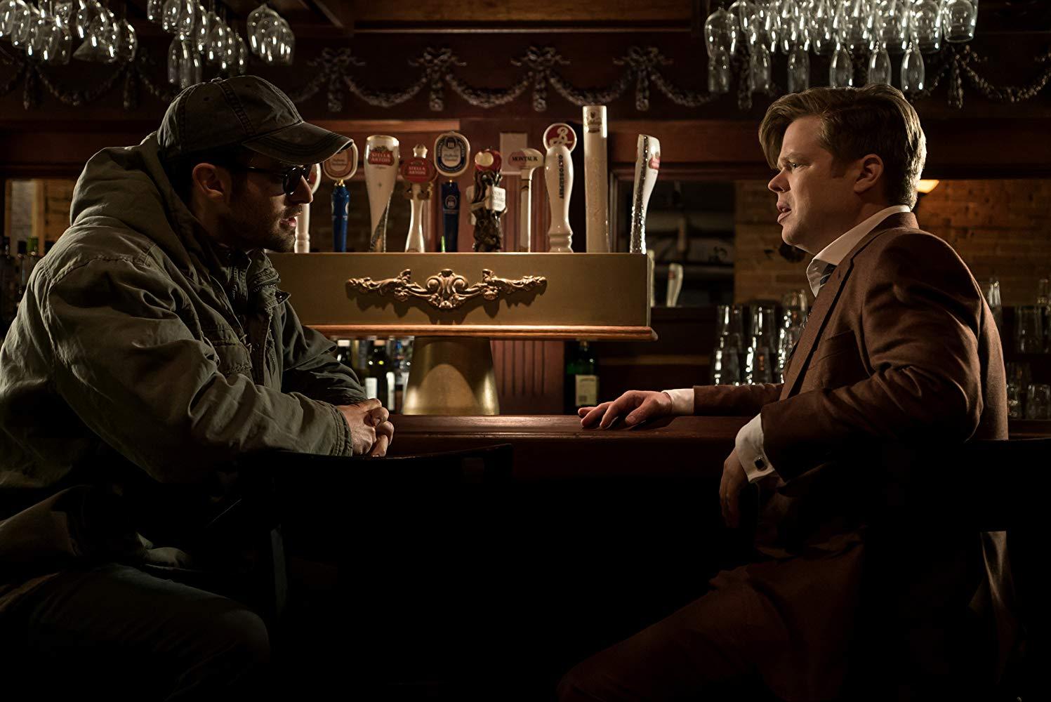 Daredevil: Elden Henson, Charlie Cox nell'episodio Il castigo