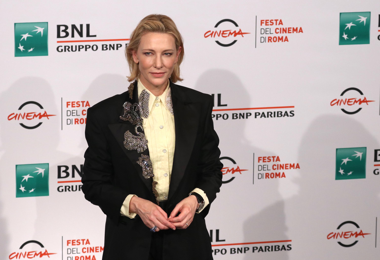 Il mistero della casa del tempo: uno scatto di Cate Blanchett