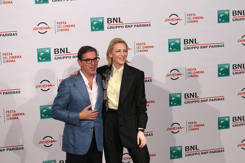 Il mistero della casa del tempo: Cate Blanchett e Antonio Monda