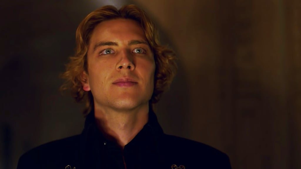 American Horror Story - Apocalypse: Cody Fern in una scena dell'episodio Return to Murder House