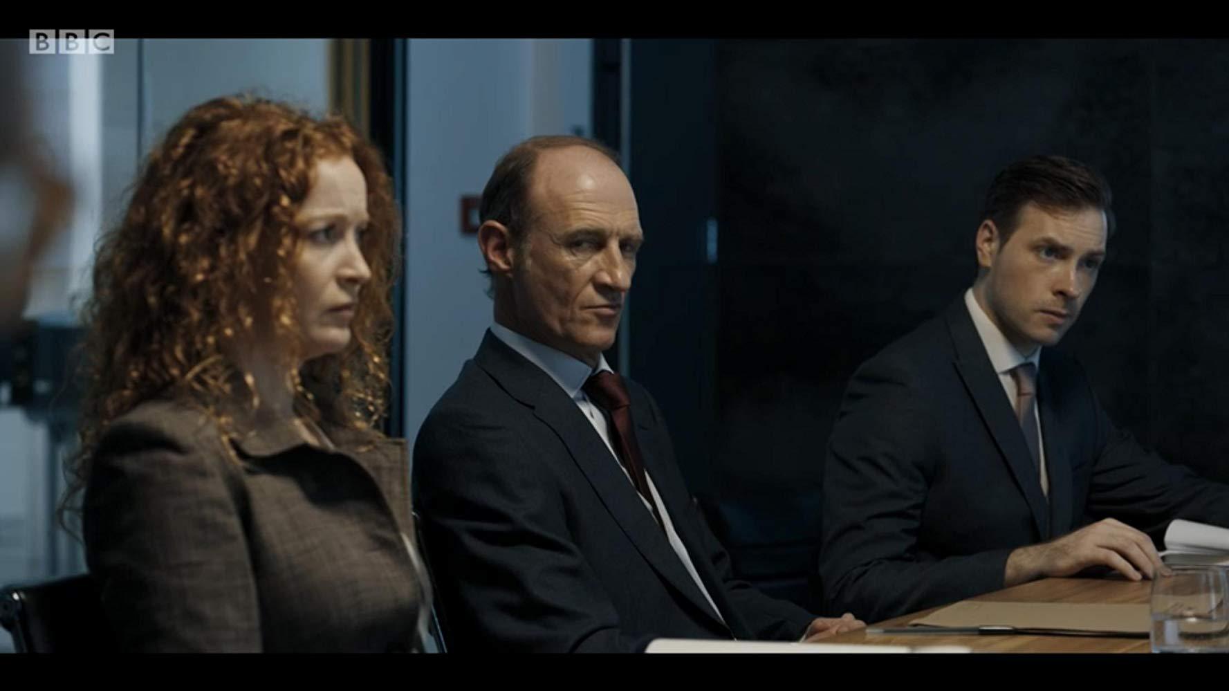Bodyguard: una scena della serie