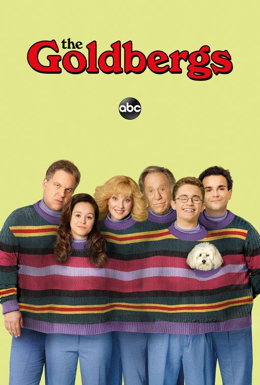 Locandina di The Goldbergs