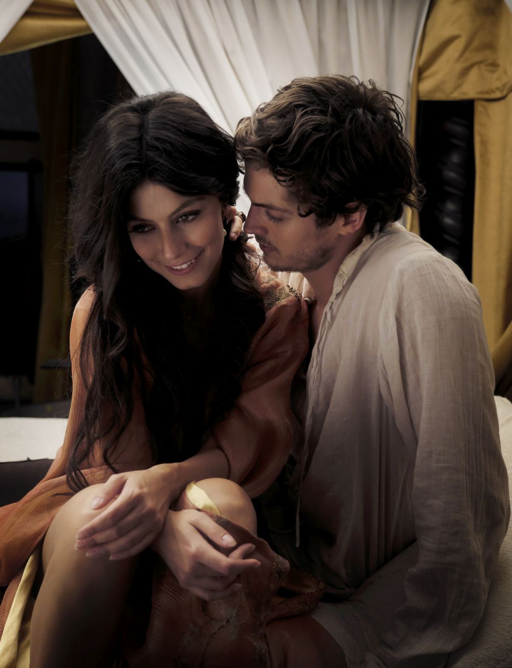 I Medici 2: Alessandra Mastronardi e Daniel Sharman