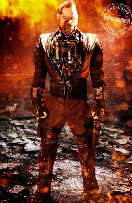 Gotham 5: primo sguardo al villain Bane, interpretato da Shane West
