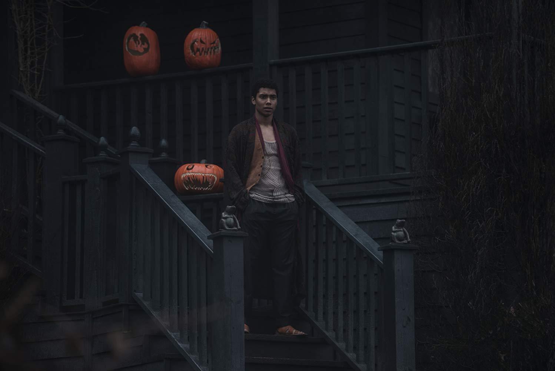Le terrificanti avventure di Sabrina: Chance Perdomo in una scena