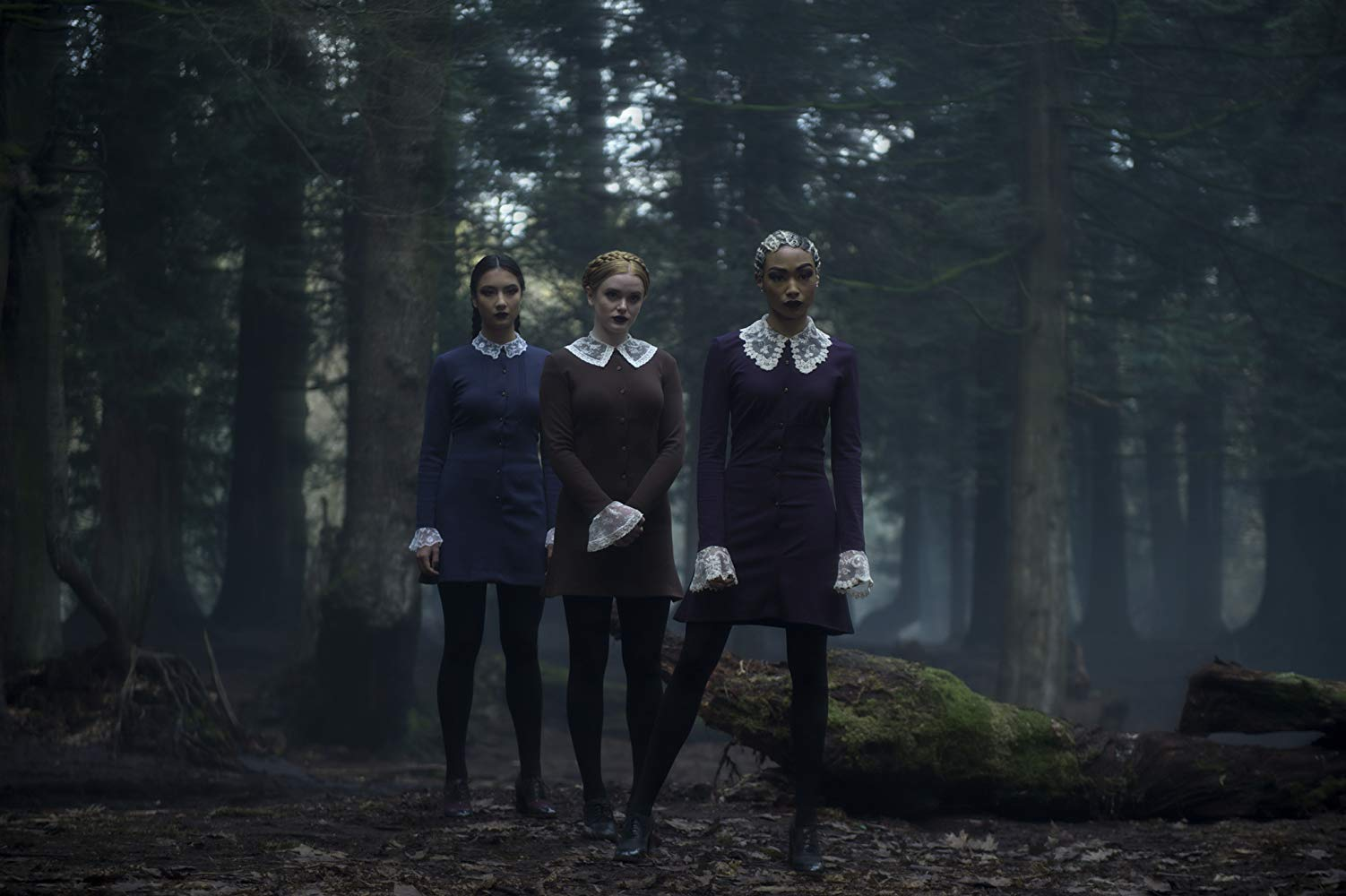 Le terrificanti avventure di Sabrina: Tati Gabrielle, Abigail F. Cowen, Adeline Rudolph