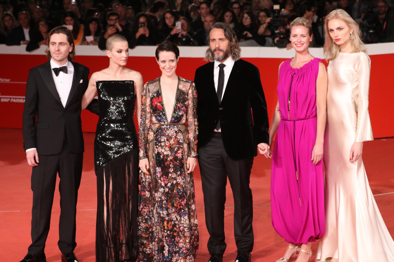 Roma 2018: il cast sul red carpet di Millennium - Quello che non uccide