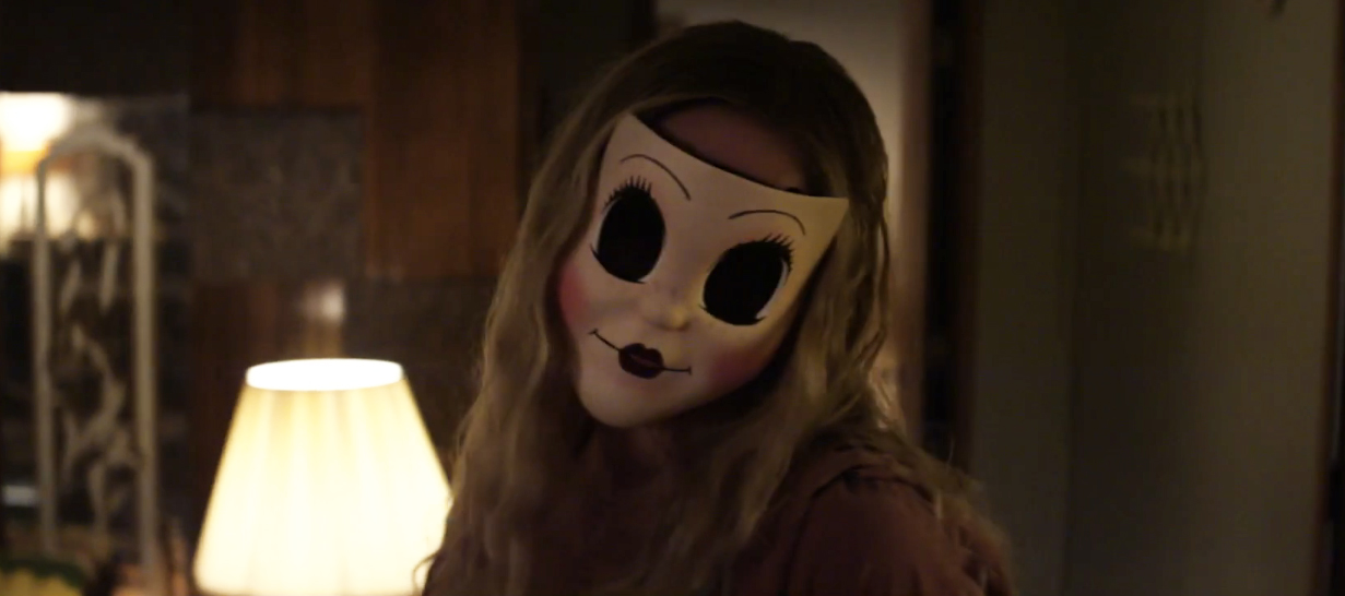 The Strangers, una scena del film horror