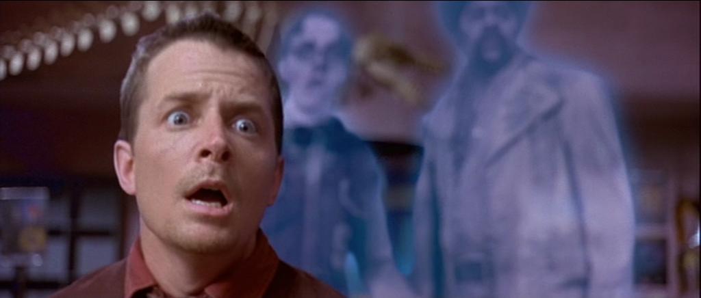 Michael J. Fox in Sospesi nel tempo