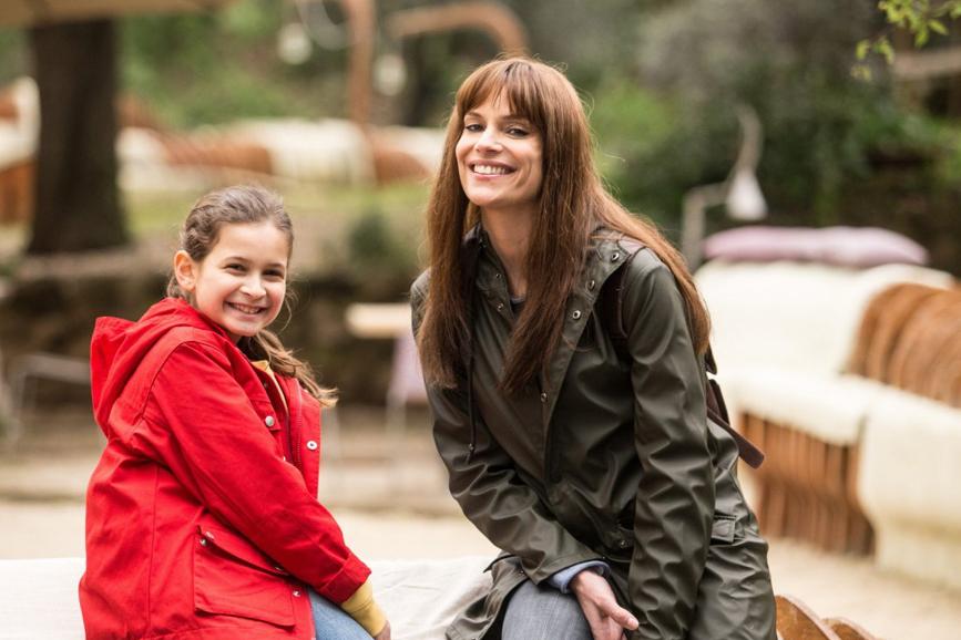 Ti presento Sofia: Micaela Ramazzotti e Caterina Sbaraglia in una scena del film