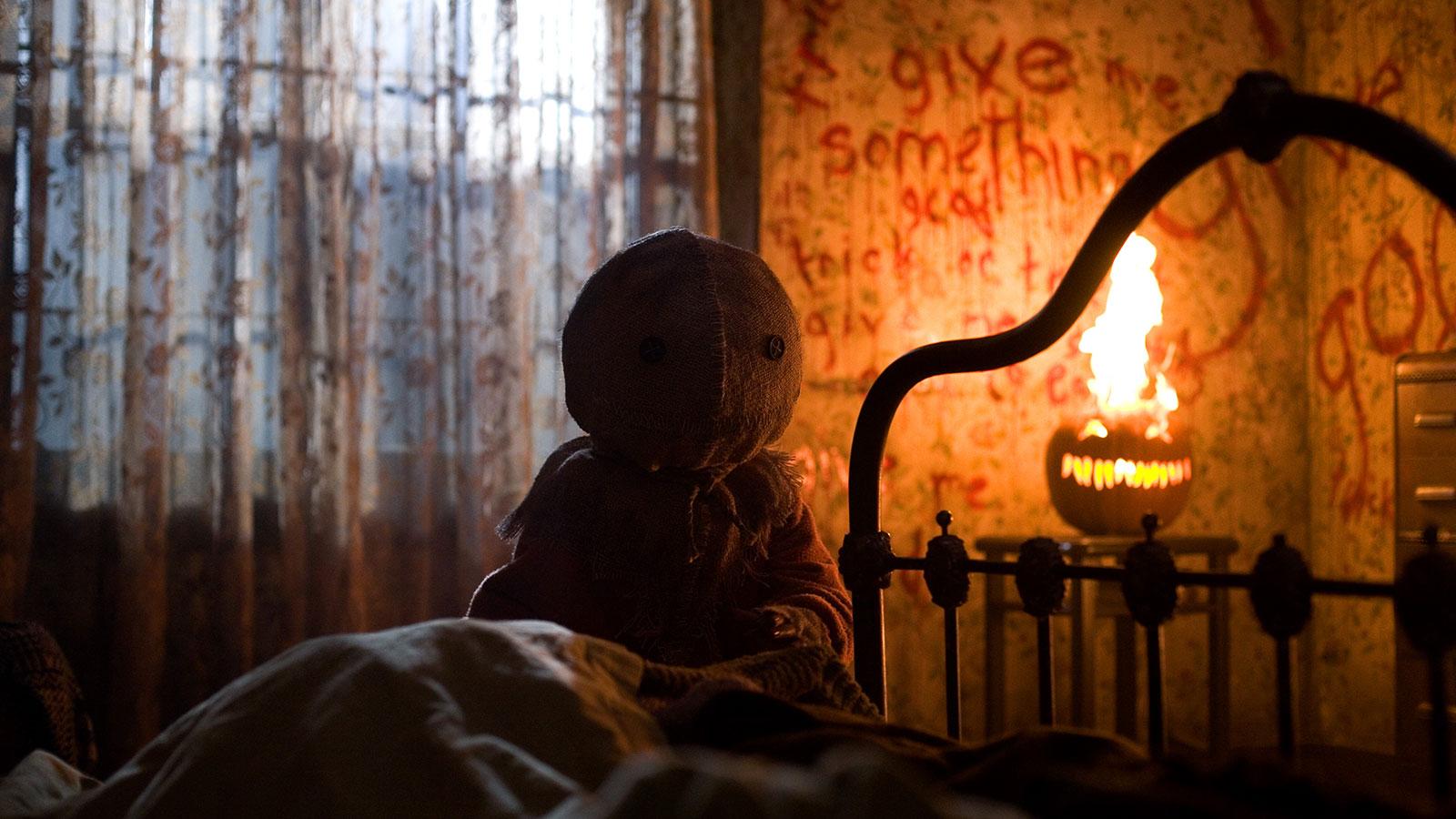 La vendetta di Halloween - una scena del film