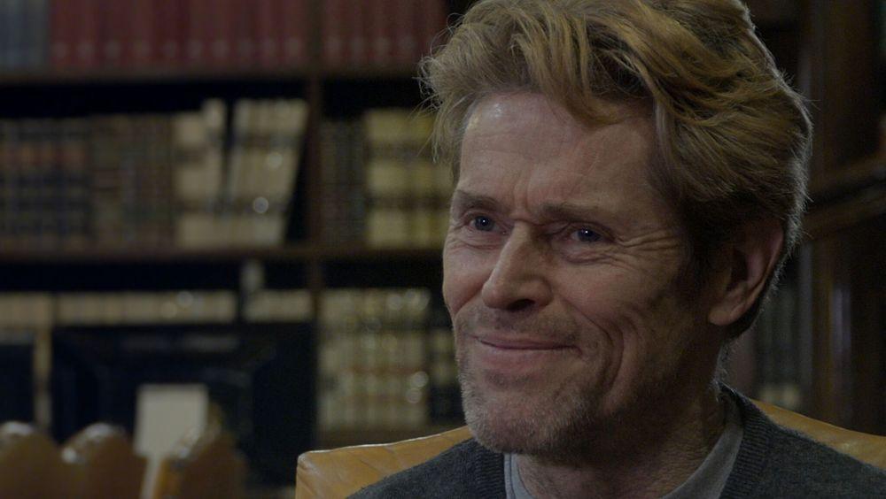 Friedkin Uncut - Un diavolo di regista: Willem Dafoe in un'immagine del documentario