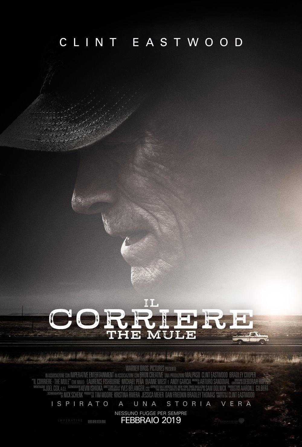 Locandina di Il corriere - The Mule